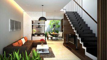 Những kinh nghiệm thiết kế cầu thang cho nhà ống