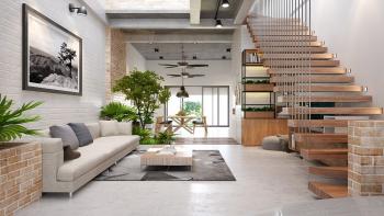 Những nguyên tắc không thể bỏ qua để có căn nhà phố đẹp và thoáng mát.
