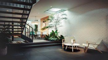 Kinh nghiệm thiết kế giếng trời đẹp và phù hợp với ngôi nhà của bạn.