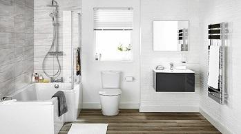 Những điều cần biết khi thiết kế phòng tắm hiện đại.