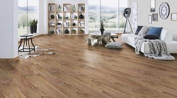 Những lưu ý trong quá trình sử dụng khi dùng gỗ để ốp sàn.