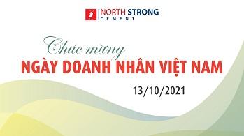 Xi măng NorthStrong – Chúc mừng ngày doanh nhân Việt Nam 13/10